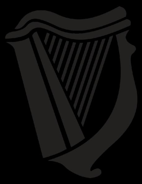 Irish Harp - Ireland National Symbol