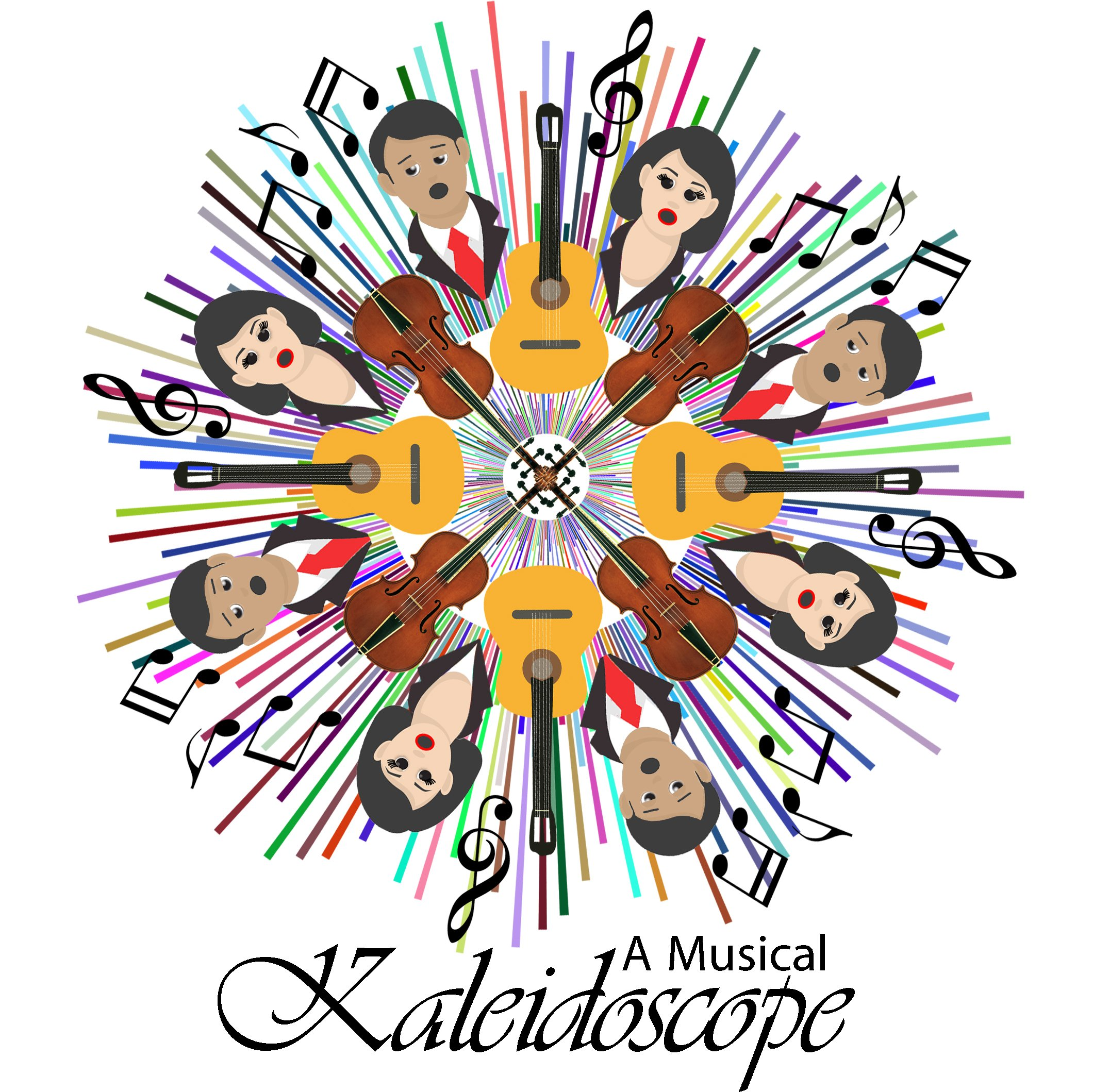 A Musical Kaleidoscope graphic